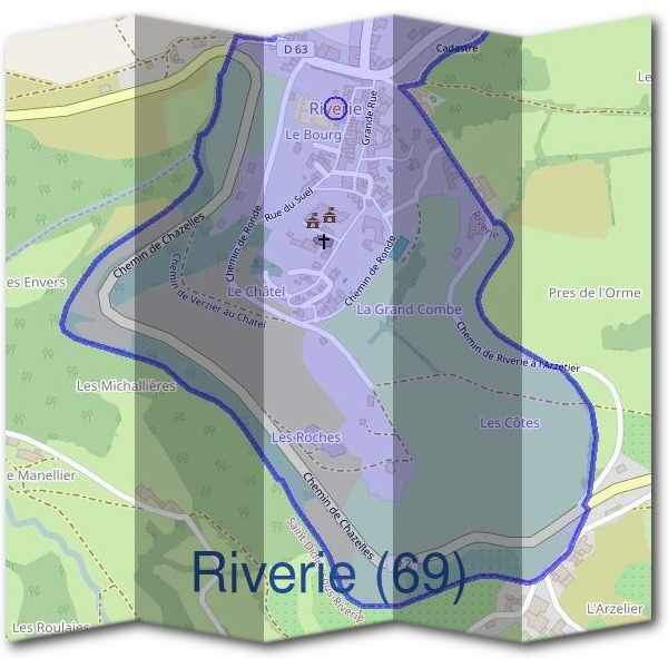 Mairie de Riverie (69)