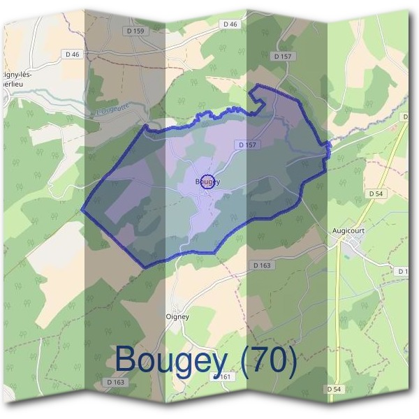 Mairie de Bougey (70)