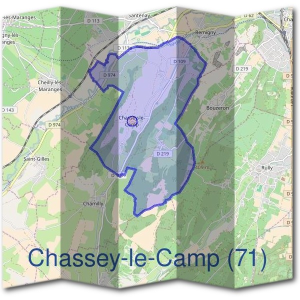 Mairie de Chassey-le-Camp (71)