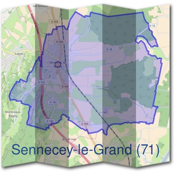 Mairie de Sennecey-le-Grand (71)