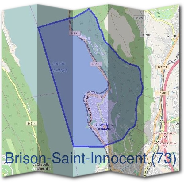 Mairie de Brison-Saint-Innocent (73)