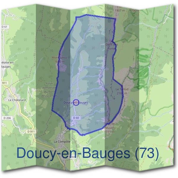 Mairie de Doucy-en-Bauges (73)