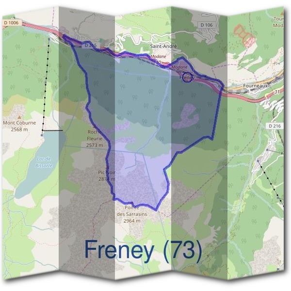 Mairie de Freney (73)
