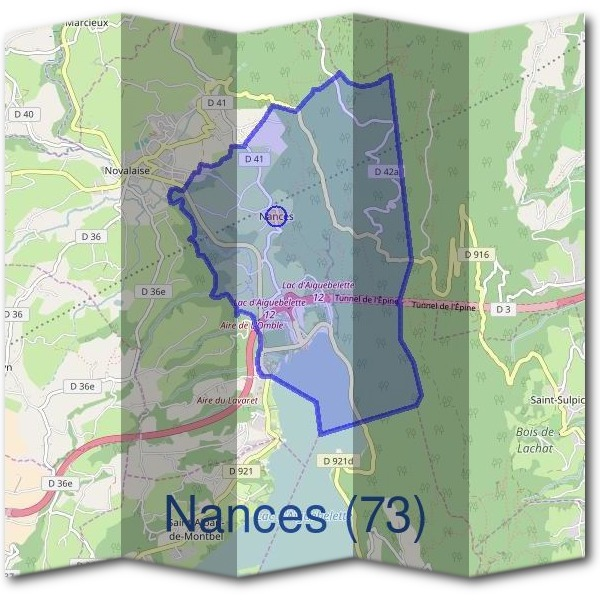 Mairie de Nances (73)