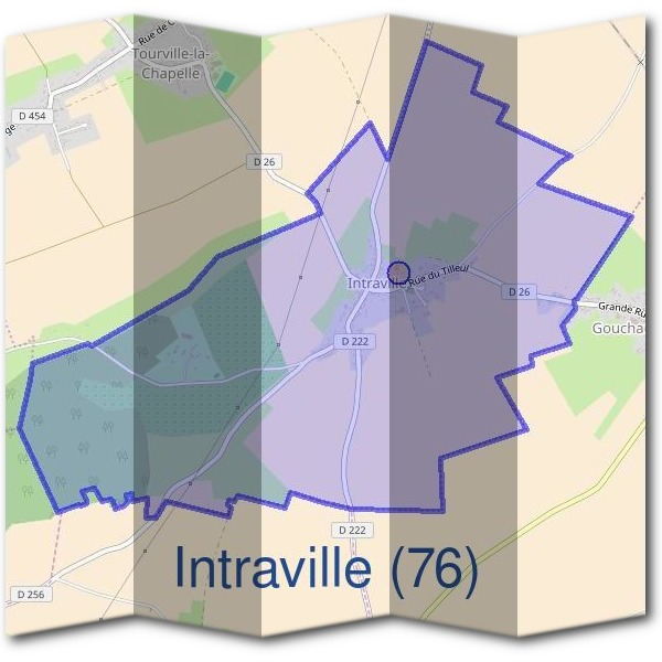 Mairie d'Intraville (76)
