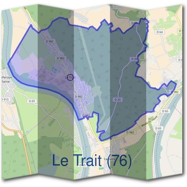 Mairie du Trait (76)