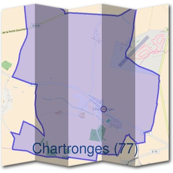 Mairie de Chartronges (77)