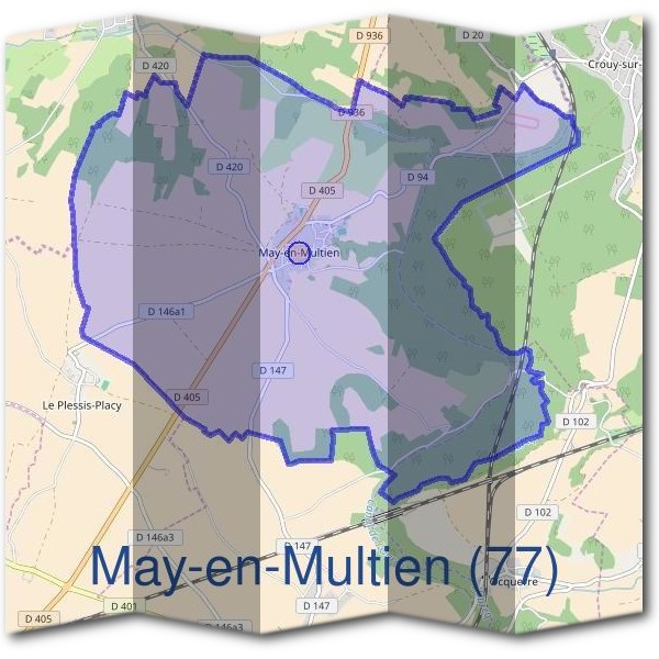 Mairie de May-en-Multien (77)