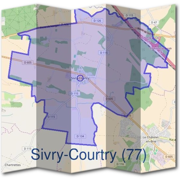 Mairie de Sivry-Courtry (77)