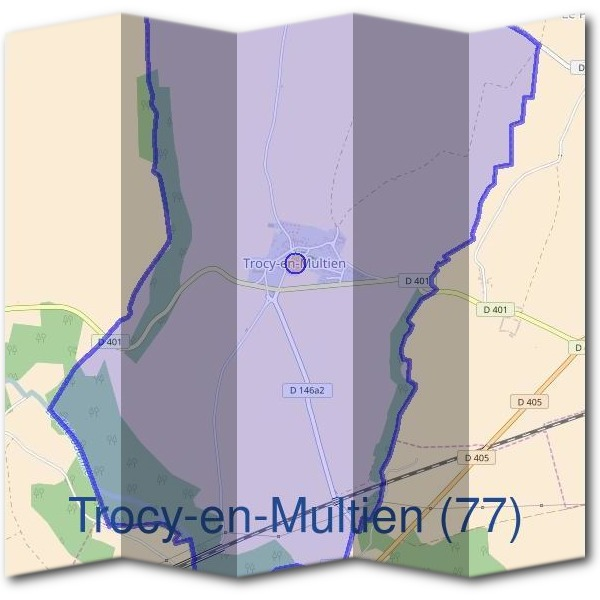 Mairie de Trocy-en-Multien (77)