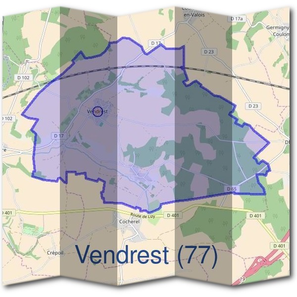 Mairie de Vendrest (77)