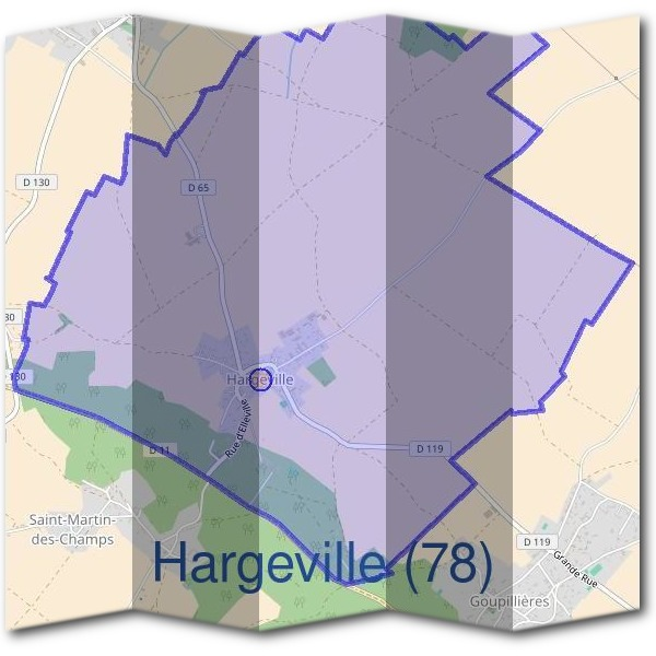 Mairie d'Hargeville (78)