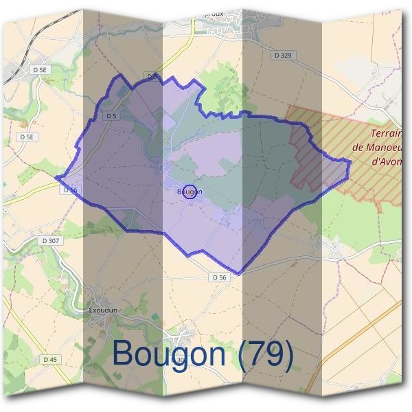 Mairie de Bougon (79)
