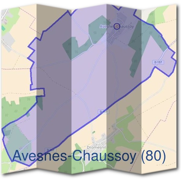 Mairie d'Avesnes-Chaussoy (80)