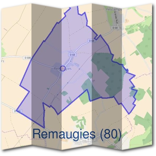 Mairie de Remaugies (80)