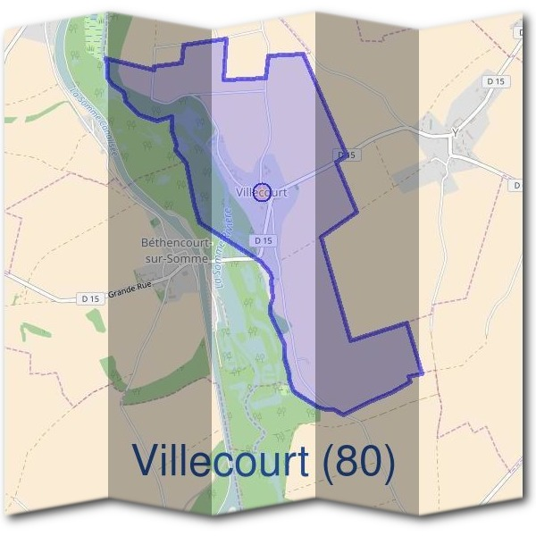 Mairie de Villecourt (80)