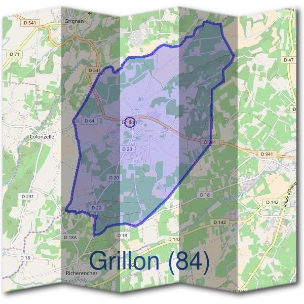 Mairie grillon 84600 d marches en mairie - Mairie de salon de provence etat civil ...