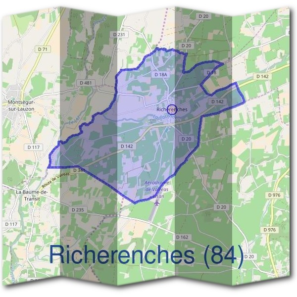 Mairie de Richerenches (84)