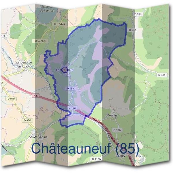 Mairie ch teauneuf 85710 d marches en mairie - Piscine de chateauneuf sur loire ...