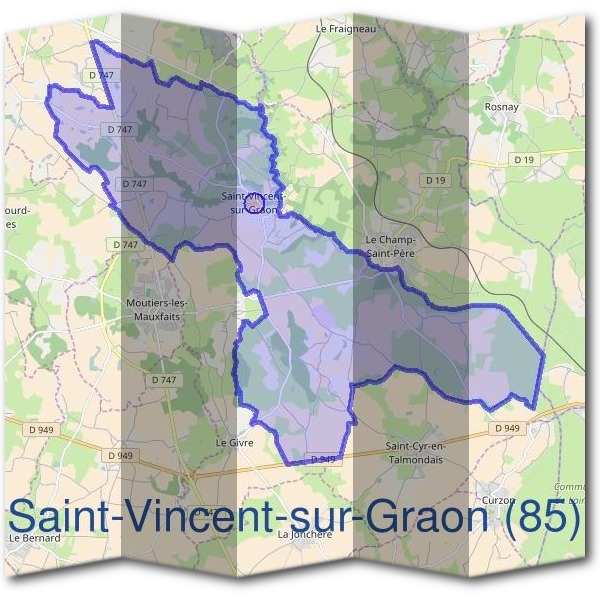 Mairie de Saint-Vincent-sur-Graon (85)