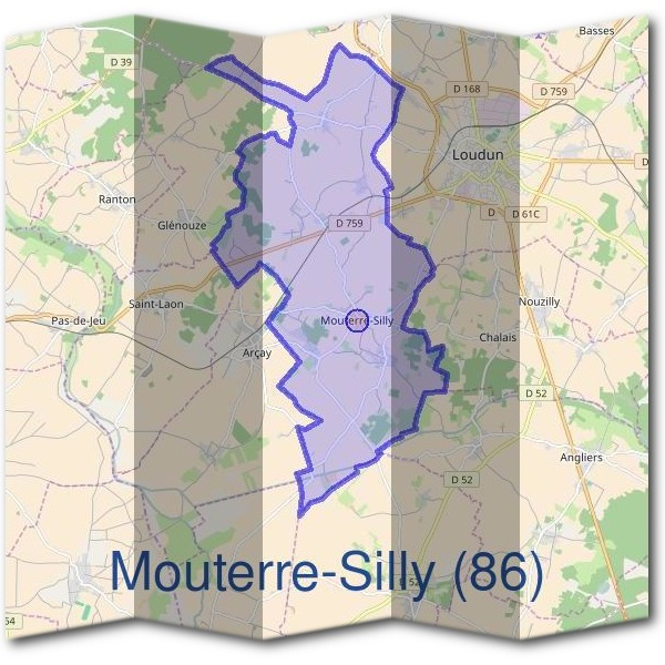 Mairie de Mouterre-Silly (86)