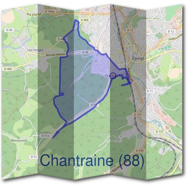 Mairie de Chantraine (88)