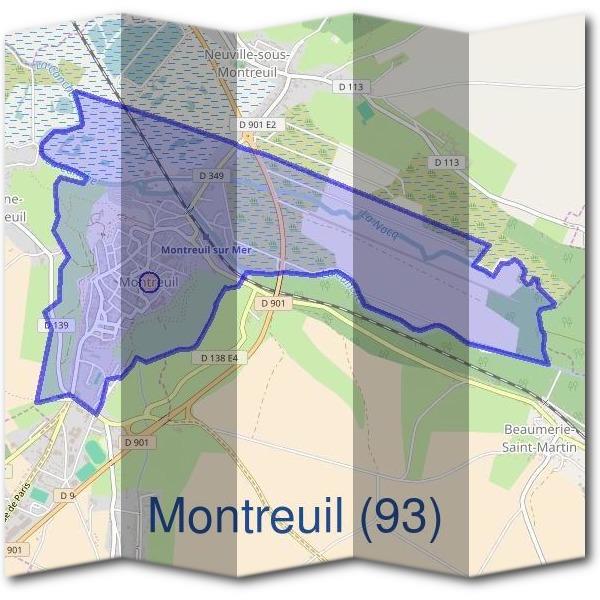 Era Mairie De Montreuil Montreuil: Démarches En Mairie