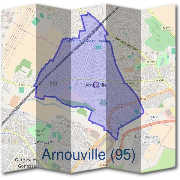Mairie Arnouville 95400