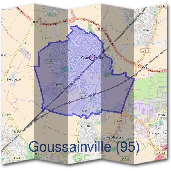 Mairie goussainville 95190 d marches en mairie for Piscine de goussainville