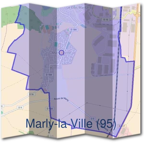 Mairie Marly-la-Ville (95670) - Démarches en Mairie